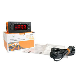 Digital Display Temperature Controller Thermometer With Refrigeration Aquarium