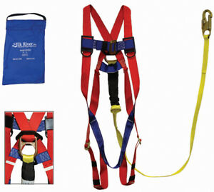 Elk River 05514 Aerial Lift Kit 1 d Ring Construction Plus Harness L xl