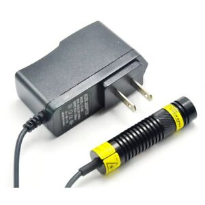 High Power Infrared Ir 250mw 830nm Dot Module Laser 16x68mm With 5v 1a Power
