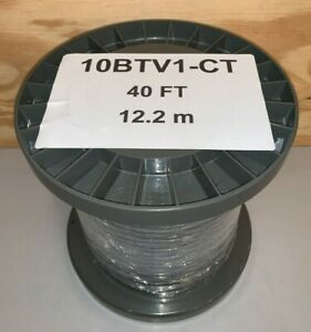 40 Ft 12 2 M Raychem 10btv1 ct Self regulating Heating Cable 120v Free Shipping