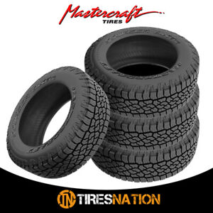 4 New Mastercraft Courser Axt2 Lt315 70r17 10 Tires
