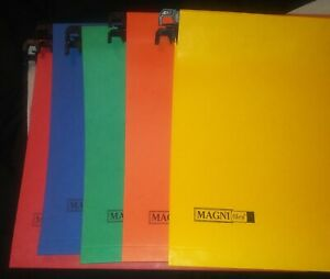 25 Magnifiles Hanging File Folders 1 Wide At Bottom Legal Size Multicolor