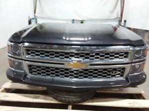 Front Clip With Park Assist Opt Ud5 Fits 14 15 Silverado 1500 Pickup 790238