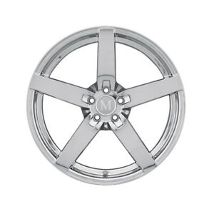 1 Mandrus Arrow 19x9 5 5x112 66 6 Hub 52 Offset C Wheel Rim