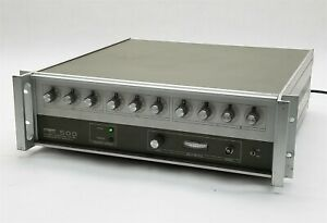 Pts 500 Programmed Test Sources 500s4n10 Frequency Synthesizer 1 500mhz