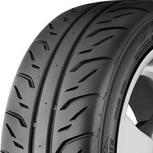 1 new 255 40r17 Bridgestone Potenza Re 71r 98w Performance Tires Brs009691