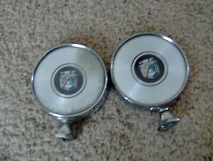1952 1953 1954 1955 1956 Ford Victoria Customline Sunliner Rear View Mirrors