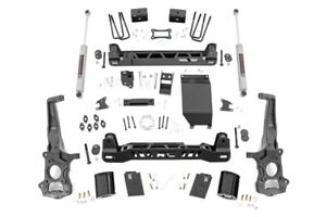 Rough Country 6 Lift Kit Fits 19 20 Ford Ranger W N3 Shocks Knuckle Suspension