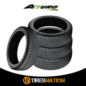 4 New Atturo Az800 P295 40r24 114v Ultra High Performance Suv Tires