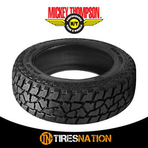 2 New Mickey Thompson Baja Atz P3 Lt275 70r18 All terrain Smooth Tire