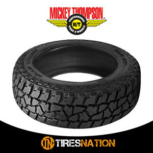 2 New Mickey Thompson Baja Atz P3 Lt275 65r20 All terrain Smooth Tire