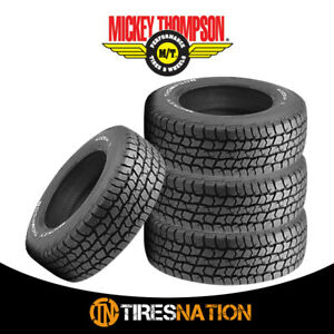 4 New Mickey Thompson Deegan 38 All Terrain Lt275 70r17 Tires
