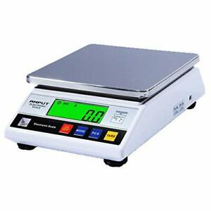 High Precision 6kg X 0 1g Digital Accurate Electronic Balance Lab Scale Weighing