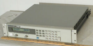 Hp Agilent 6643a J11 Linear System Dc Power Supply 0 40v 0 5a Full Load Tested