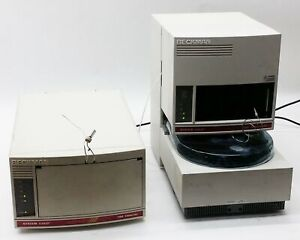 Beckman Coulter System Gold 508 Autosampler Lab Hplc W 166 Uv Detector Unknown