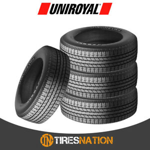 4 New Uniroyal Laredo Cross Country Tour 265 70r16 112t Tires