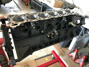 Rb26dett Engine Block Bare From R33 Gtr Fits R32 And R34 05u Rb26