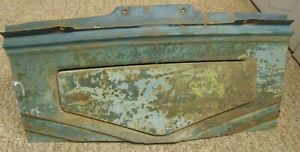 1935 1936 Ford Car Cowl Vent W Opening Coupe Sedan Rat Rod Sedan Delivery Orig