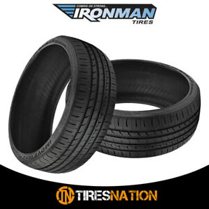 2 New Ironman Imove Gen 2 As 215 45 17 91w High Performance Touring Tire