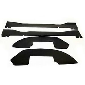 Daystar Pa6742 Lift Kit Body Gap Guard Black