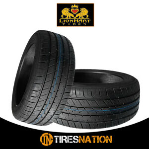 2 New Lionhart Lh Five 305 25r22 103y Passenger All Season Tires