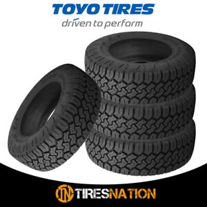 4 New Toyo Open Country C T Lt275 65r20 E 126q Tires