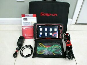 Snap On Modis Edge Diagnostic Scanner Scope Dom Asian Euro 2020 Like New