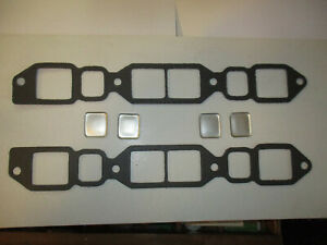 Buick Nailhead Hp Intake Gaskets 364 401 425 1957 1966 Blocks Heat With 4 Studs