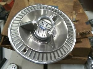 1964 Ford Galaxie 500 Xl Spinner Hubcaps