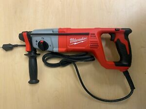 Milwaukee 5262 21 8 Amp 1 Sds Plus Rotary Hammer Drill