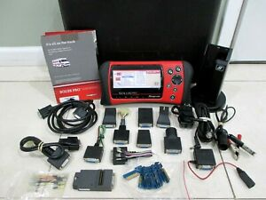 Snap On Solus Pro Diagnostic Scanner Domestic Asian European 17 2 Update 80 2016