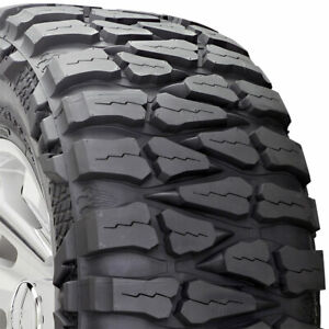 Closeout Lt 33x12 50 18 Nitto Mud Grappler 1250r R18 Tire 40326