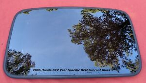 2006 Honda Crv Year Specific Oem Factory Sunroof Glass Free Shipping