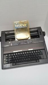 Brother Ax 22 Electronic Typewriter