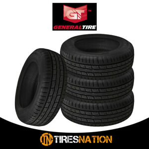 4 New General Grabber Hts60 245 65 17 107t Highway All Season Tire