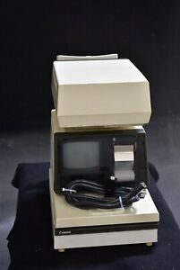 Canon R 22 1993 Medical Optometry Unit Ophthalmology Machine 115v Used