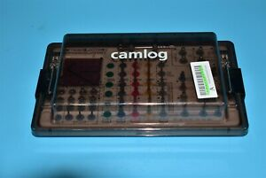 Camlog Implant Kit Dental Equipment Unit Machine Burs Included low Price Used