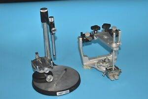 Whipmix Semi adjustable Dental Lab Articulator Occlusal Plane Analyzer