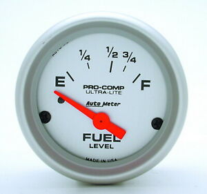 Auto Meter 4318 Gauge Fuel Level