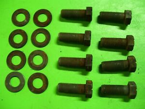 Cummins Nv5600 6spd Nv4500 5spd Flywheel Bolts Dodge Ram 5 9l Turbo Diesel