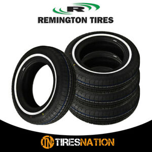 4 New Remington Touring 155 80r13 79s Tire
