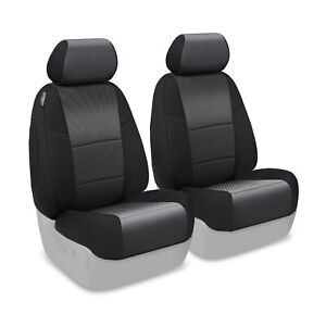 Carbon Fiber Pattern Custom Tailored Neosupreme Seat Covers For Nissan Titan