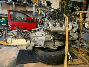 2014 2018 Chevrolet Silverado 1500 Transmission Engine Is Not Included