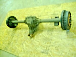 New Chevy S10 Rear End Axle 3 42 Limited Slip S 10 Gmc Sonoma Truck 82 05