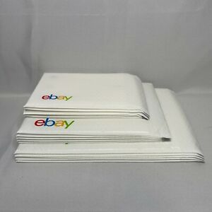 Ebay Shipping Supplies Starter Kit 15 Padded Airjacket Bubble Mailers Variety