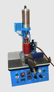 Ab Jewelry Machinery Ab 200 Plastic Injector Used