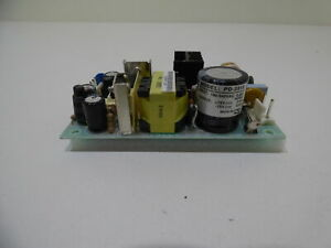 Pd 2515 Mean Well Ac To Dc Power Supply Open Frame Dual Output