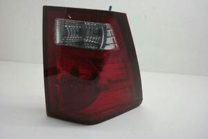 2007 10 Jeep Grand Cherokee Left Lh Driver Tail Light