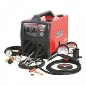 Lincoln Electric Co K2698 1 Easy Mig 180 Wire Feed Welder