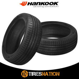 2 New Hankook Kinergy Gt H436 195 65 15 91h All season Performance Tire